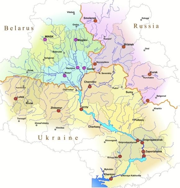 Dnieper River Basin